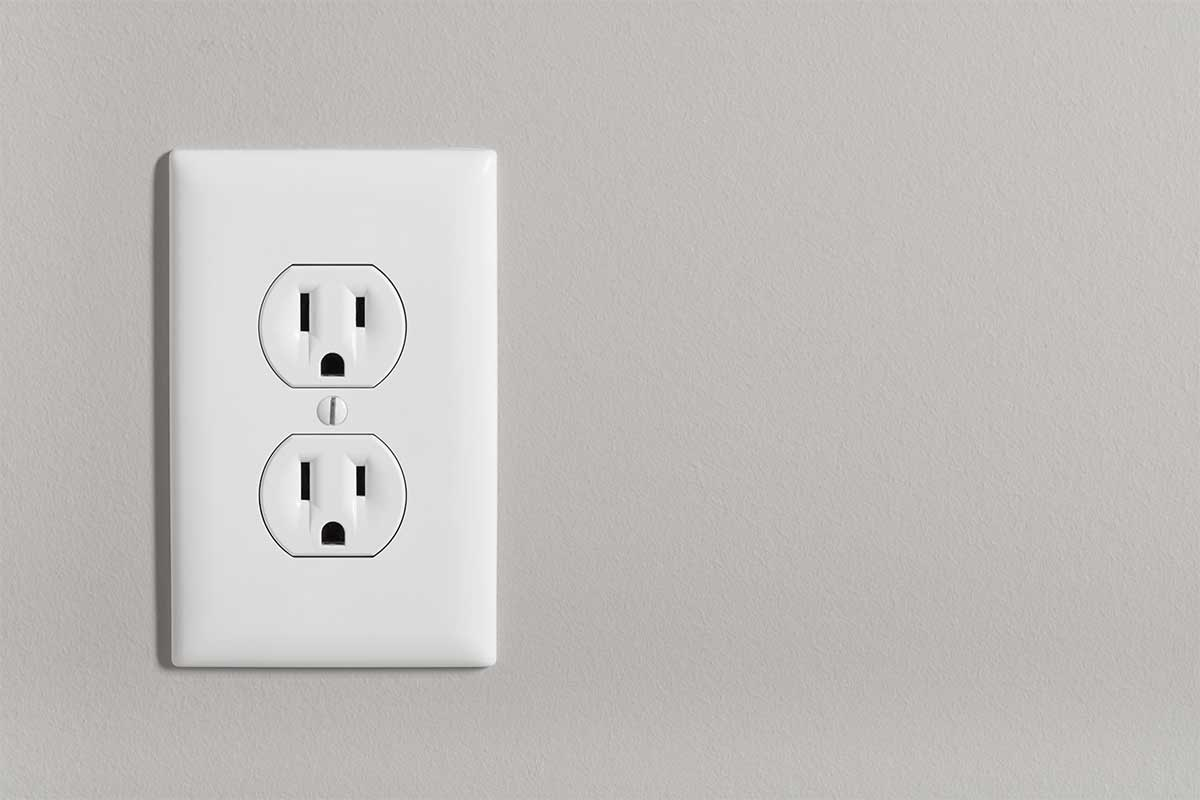 new-electrical-outlet-on-wall