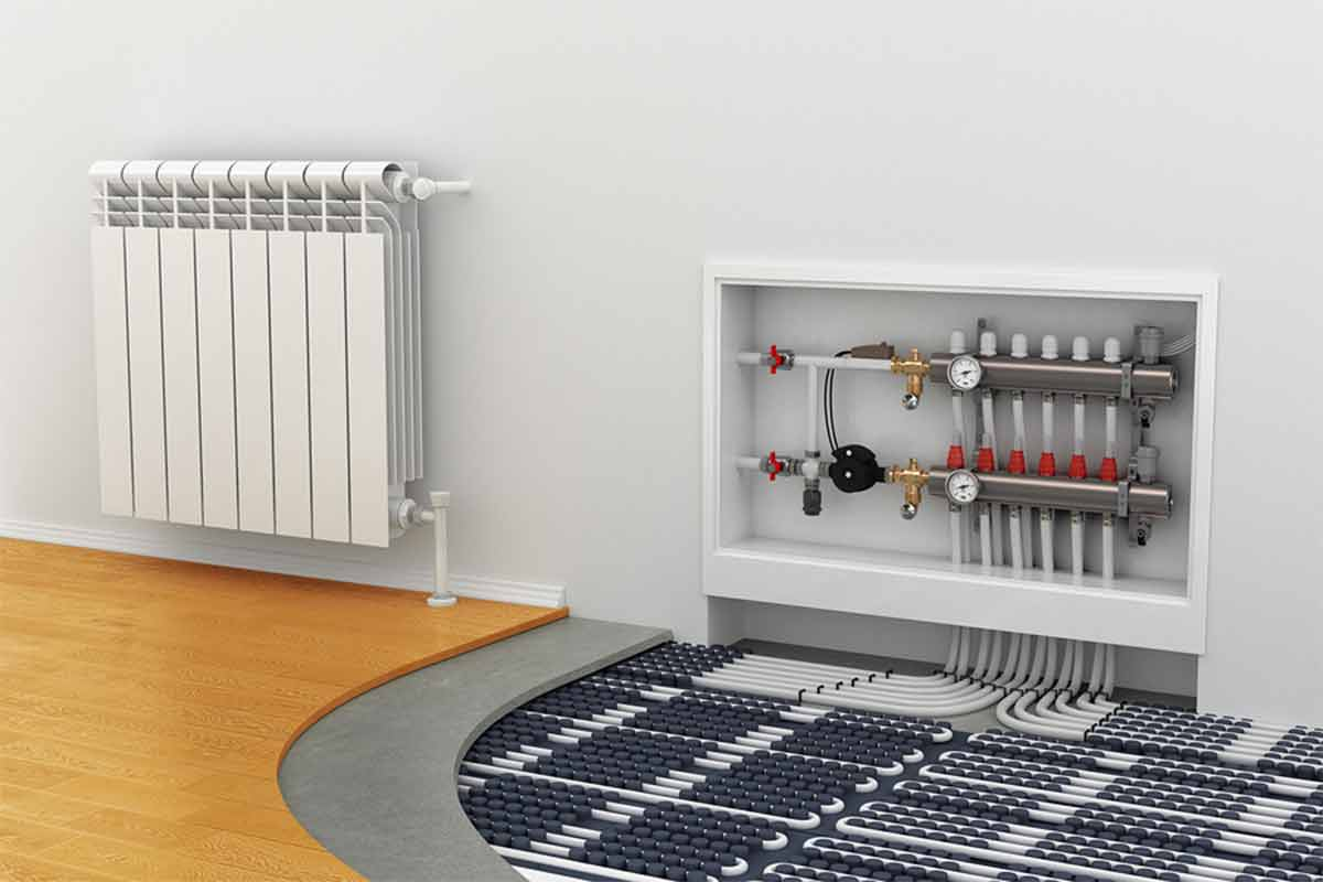Baseboard heaters & Basement Heating and Cooling Options | Best Pick Reports