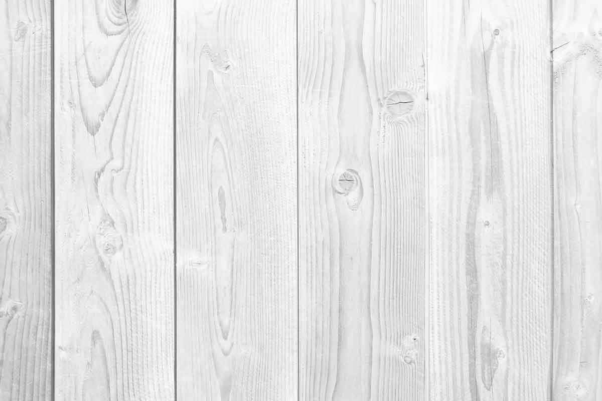 white-washed wood