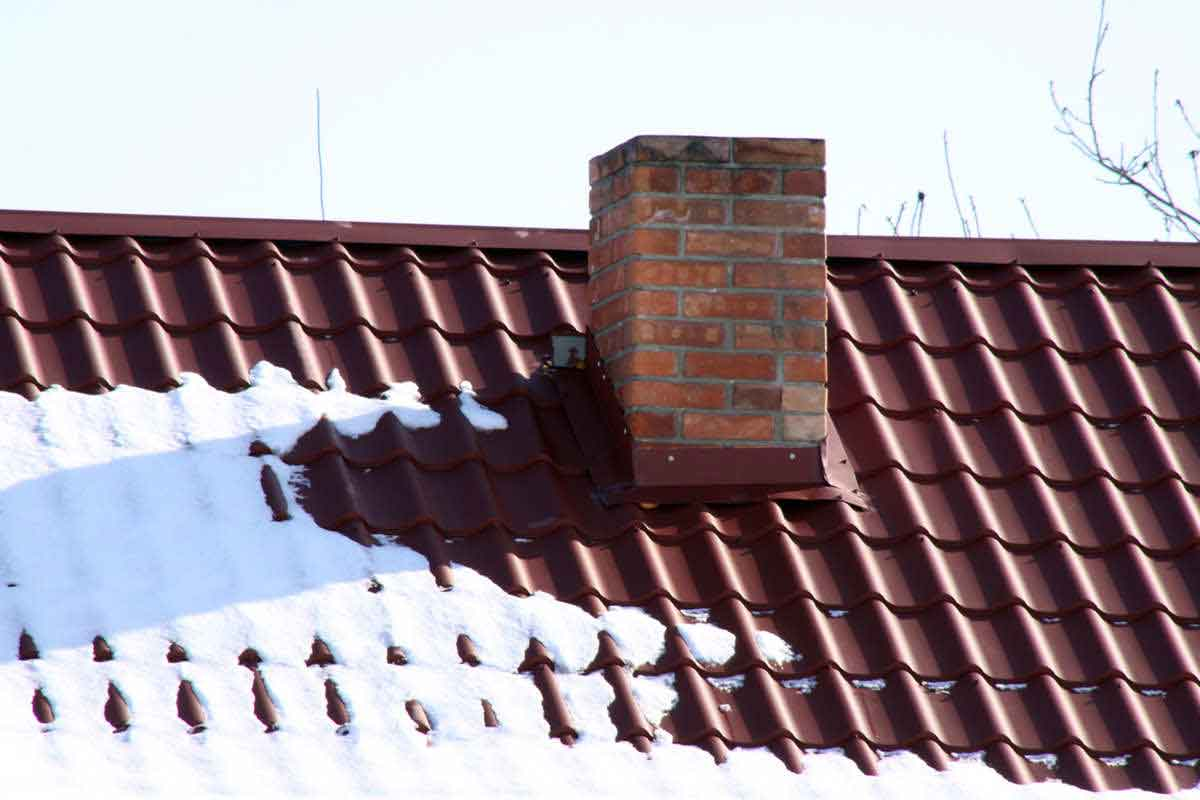 Building A House Consider The Different Types Of Chimneys