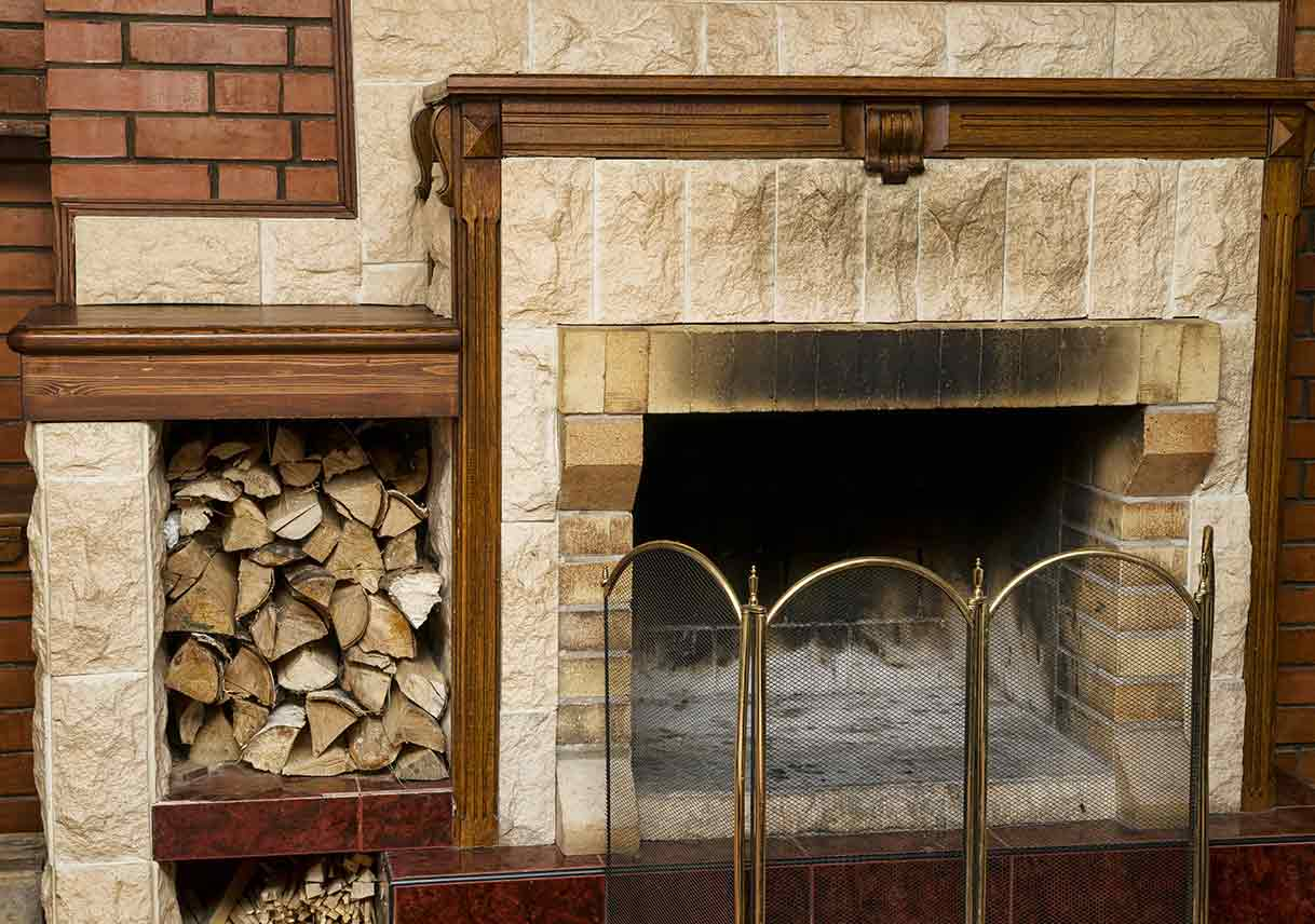 Fireplace And Chimney Maintenance In The Winter Best