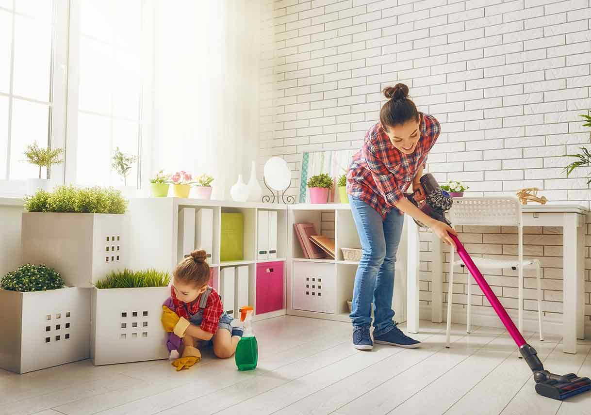 Keep Your Home Clean Longer With These 5 Tips