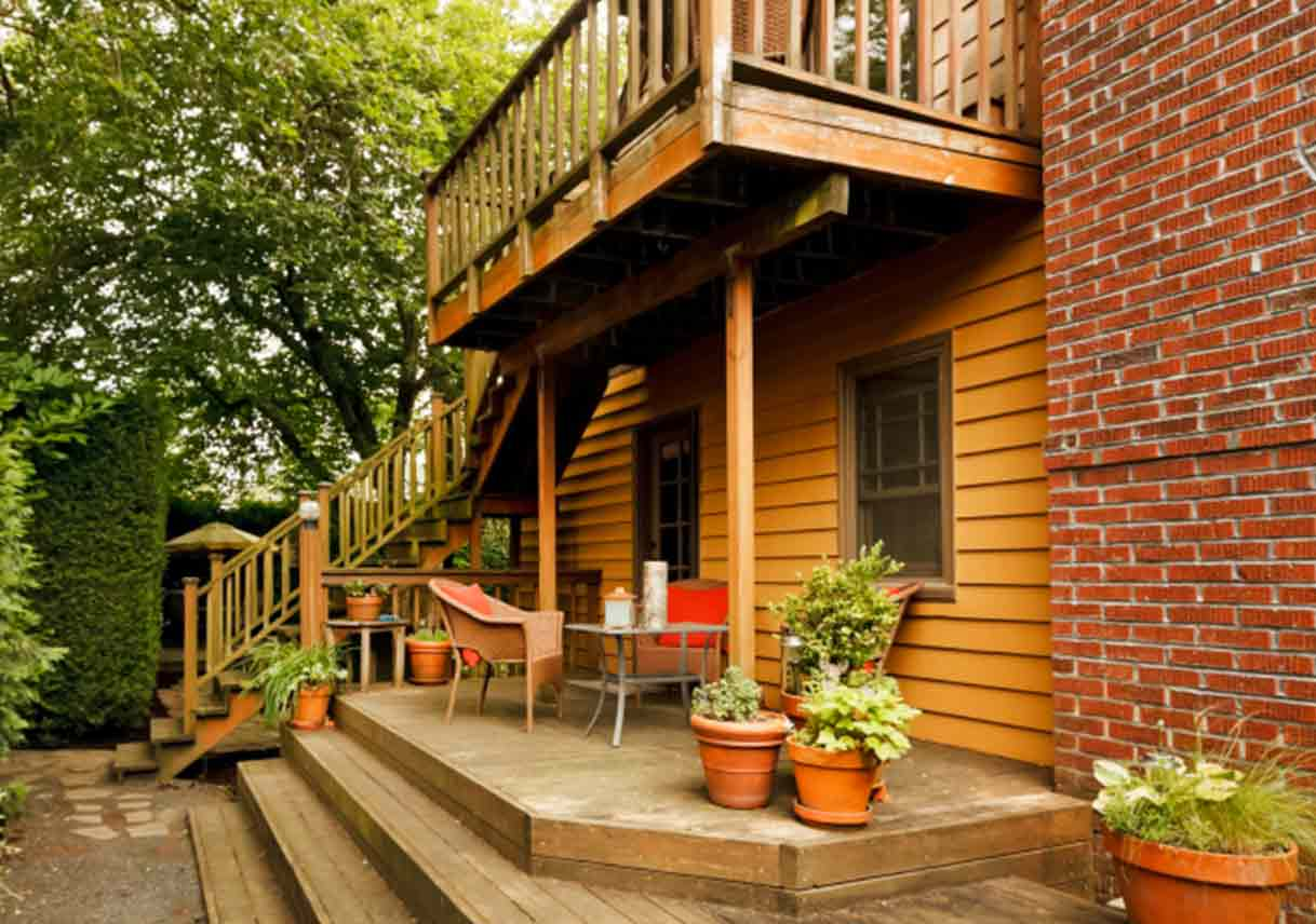 Ideas for converting your under deck space best pick reports - Deck ideas for home ...