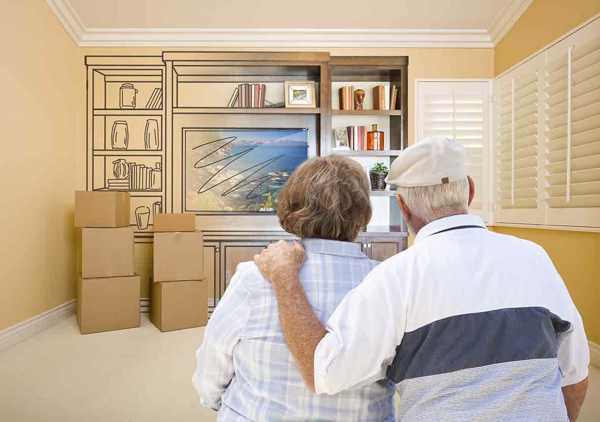 Beat The Empty Nest Syndrome Through Redecorating Best