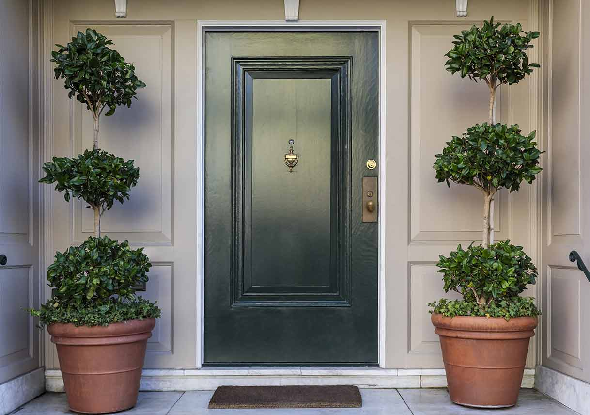 Smart Choices On Common Exterior Door Materials