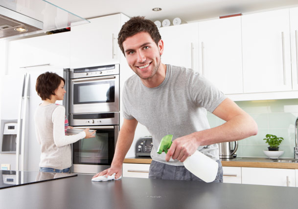 Clean Your Kitchen in 15 Minutes or Less | Best Pick Reports
