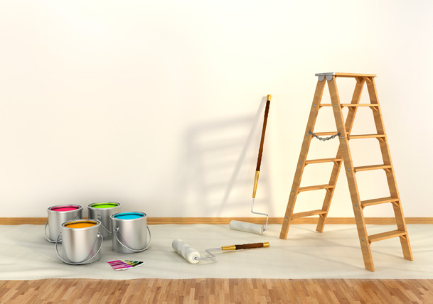 Incroyable Essential Steps For Preparing To Paint A Room