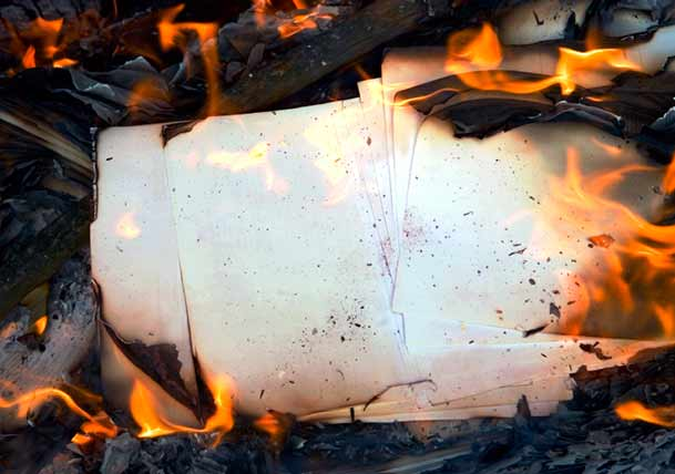 You Re Fired 6 Things You Should Never Burn In A Fireplace