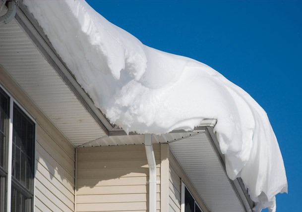 Safely Removing Snow From Your Roof Best Pick Reports