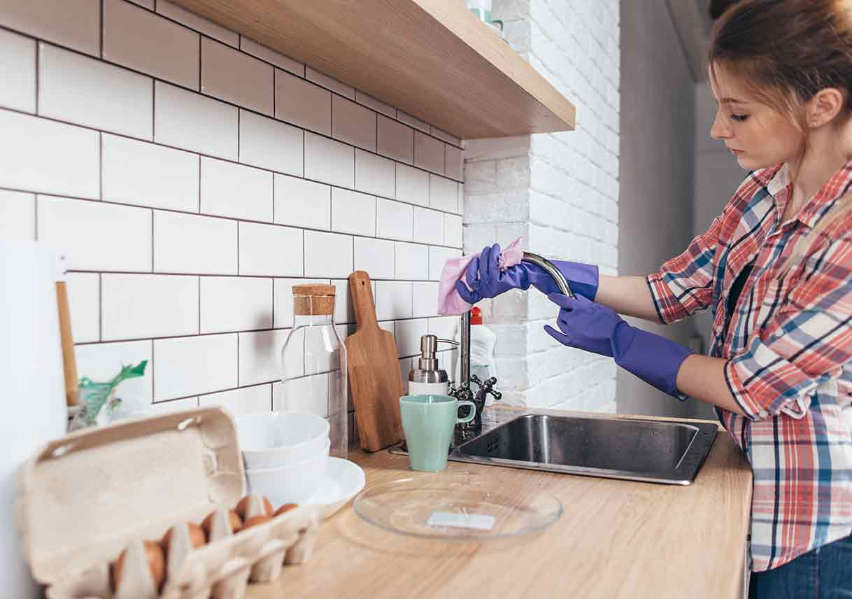 Deep Clean Your Kitchen Like a Pro | Best Pick Reports